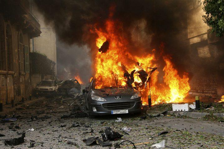 مقتل سوريان وإصابة آخرين بانفجار سيارة مفخخة