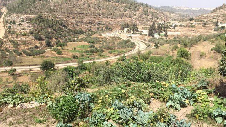 اقتحام منطقة المخرور في بيت جالا تمهيدا لهدم منزل ومطعم