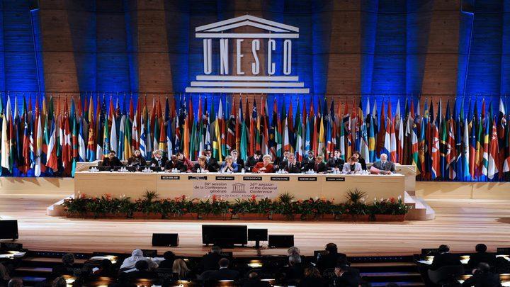 """دواس يبحث مع """"اليونسكو"""" في فلسطين سبل تطوير التعاون"""