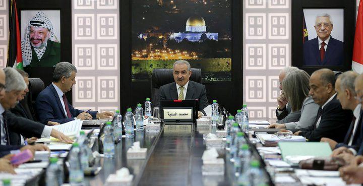 مجلس الوزراء يصادق على استكمال مشاريع البنية التحتية بالمحافظات