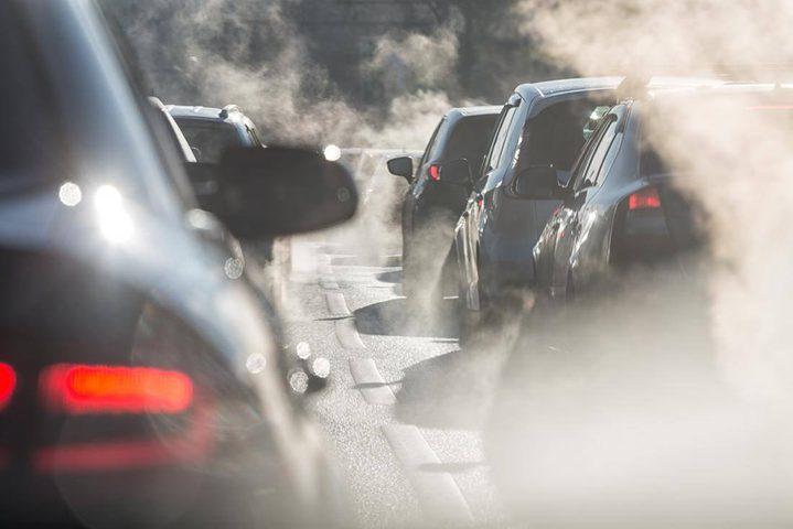 دراسة تربط بين تلوث الهواء والاكتئاب