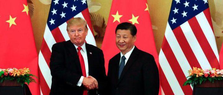 """ترامب: المحادثات التجارية مع الصين ستبدأ """"قريبًا جدًا"""""""