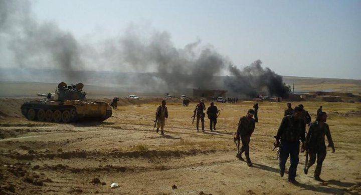 """العراق: مقتل ضابط وجندي في هجوم لـ""""داعش"""""""