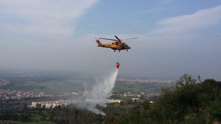 طائرات برازيلية تشارك في إطفاء حرائق الأمازون