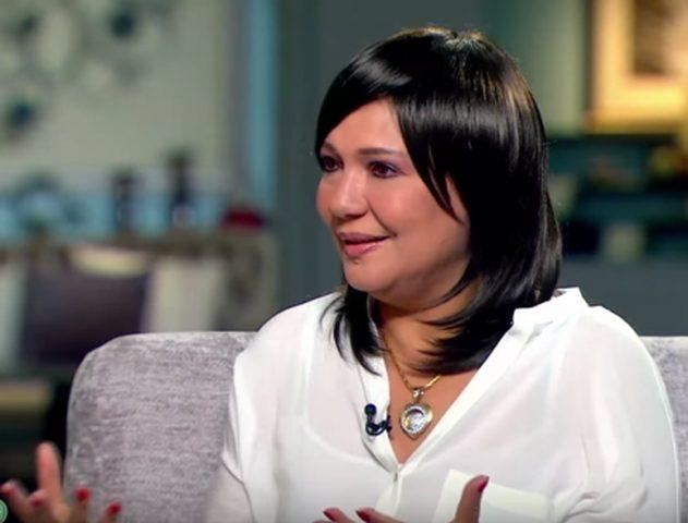 عايدة رياض تكشف عن إصابتها بالسرطان