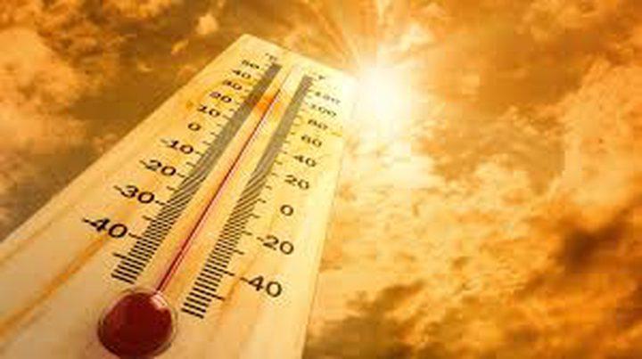 أجواء حارة إلى شديدة الحرارة
