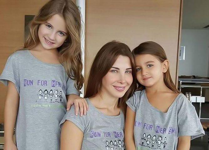 """نانسي عجرم تنشر صورة لطفلتها الصغيرة """"ليا"""""""