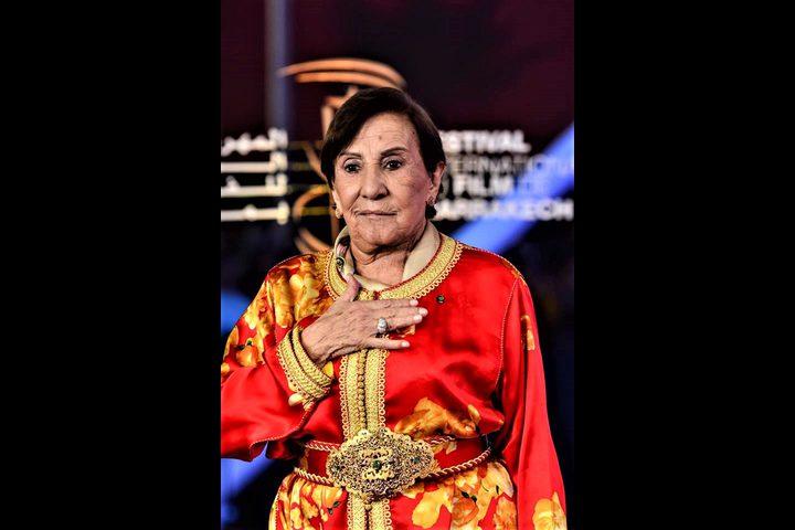 وفاة النجمة المغربية أمينة رشيد بعد معاناة مع المرض