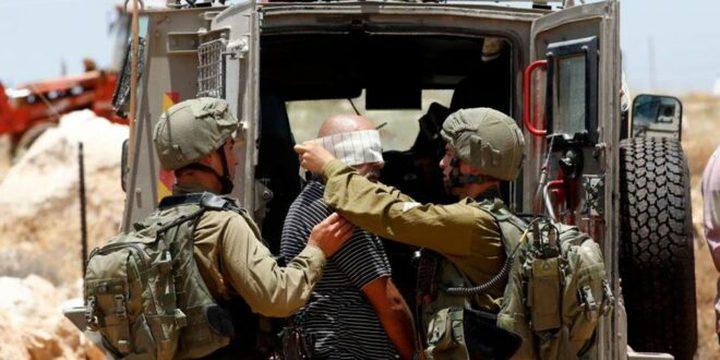 قوة خاصة إسرائيلية تختطف شابين شرق قلقيلية