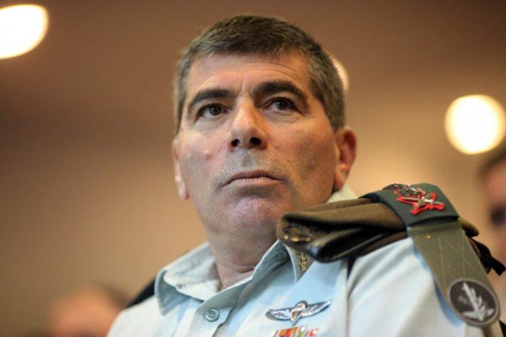 أشكنازي: اسرائيل لا يعنيها من يحكم قطاع غزة