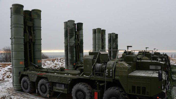 روسيا تُعلن مد تركيا بدفعة جديدة من صواريخ إس 400