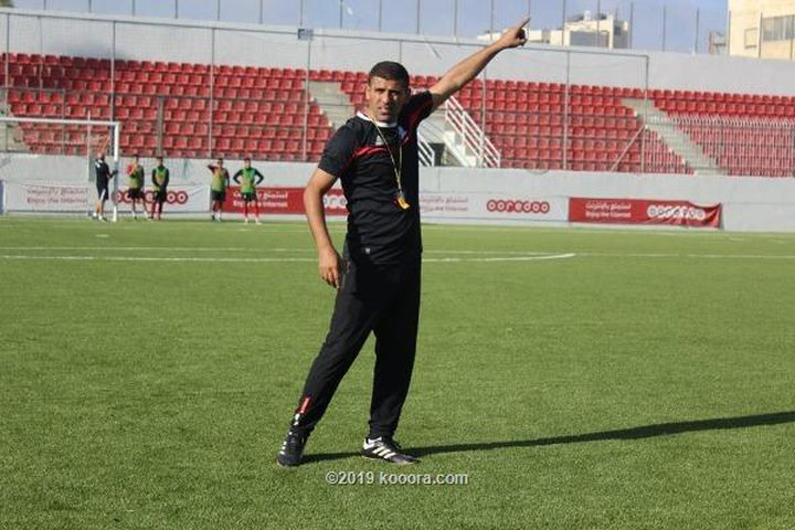 علي الحوامدة: منتخب فلسطين لعب تحت ضغط شديد