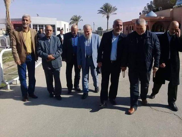 المخابرات المصرية تدعو وفداً من الجهاد لزيارة القاهرة