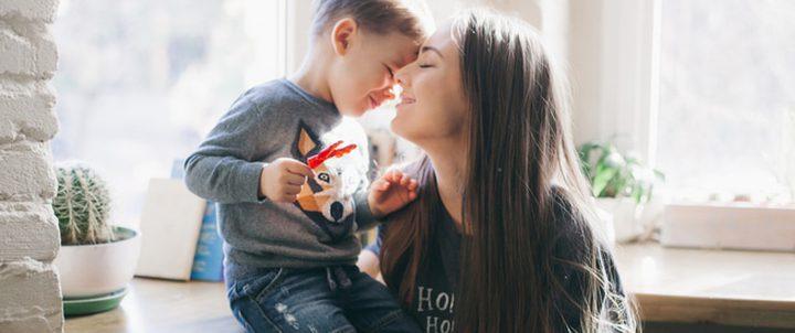 كيف أربي طفلي لوحدي؟