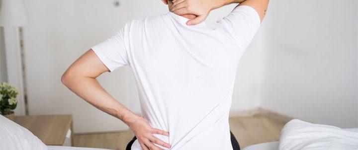 علامات للإصابة بديسك الظهر