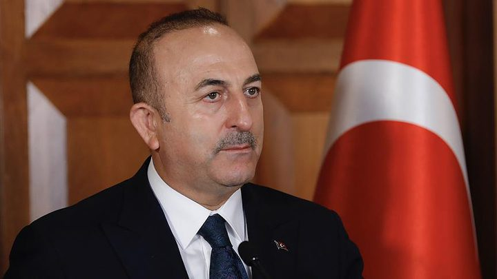 تشاووش أوغلو: تركيا شريك في برنامج مقاتلات F-35