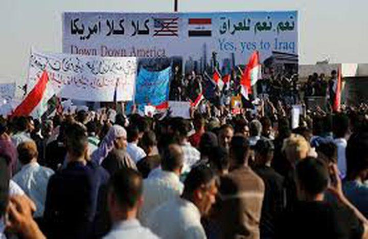 العراق يدين دعم وزير بحريني للقصف الإسرائيلي على الأراضي العربية