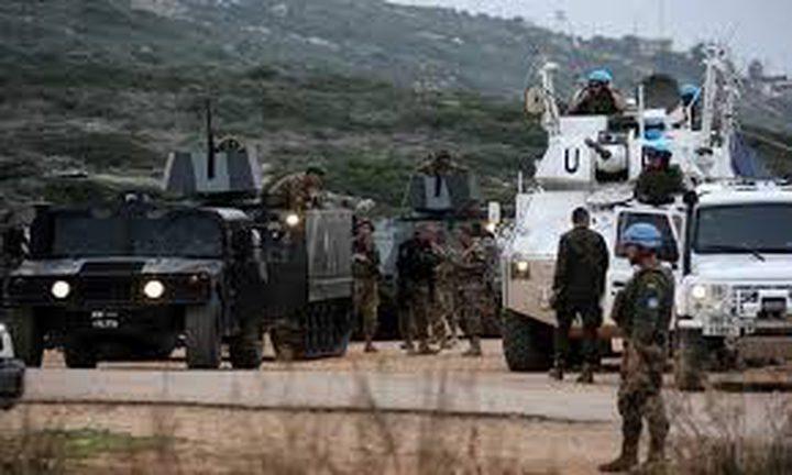 توترات على الحدود اللبنانية