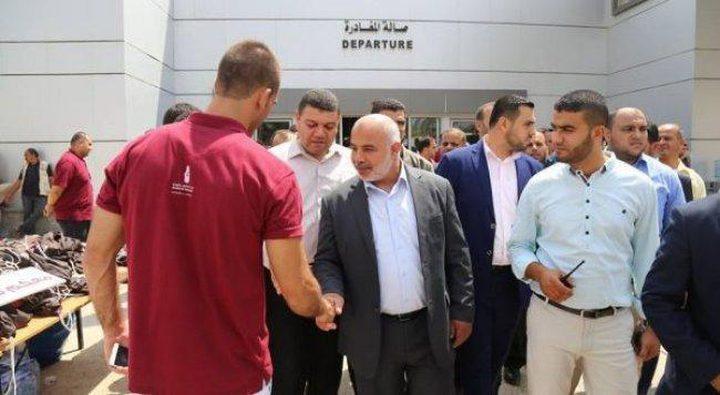 وفد حماس يعود إلى القطاع قادماً من القاهرة