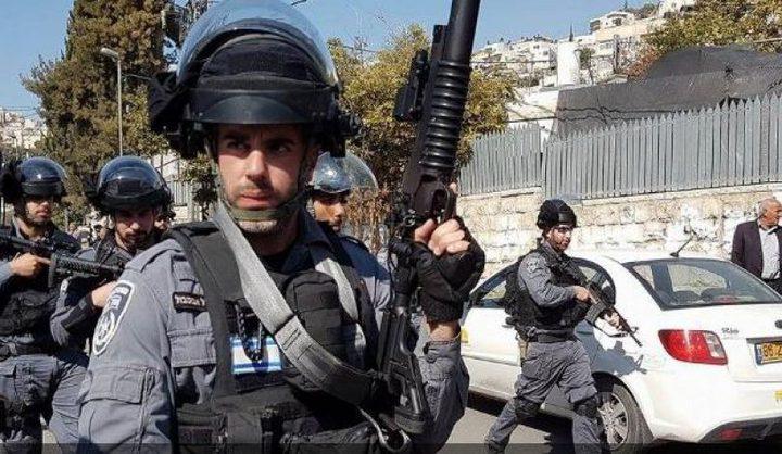 اعتقال مواطنين من سلوان جنوب المسجد الاقصى