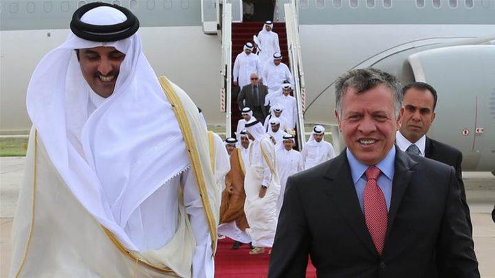 بعد خفض التمثيل الدبلوماسي بينهما..قطر تعين سفيراً لها في الأردن