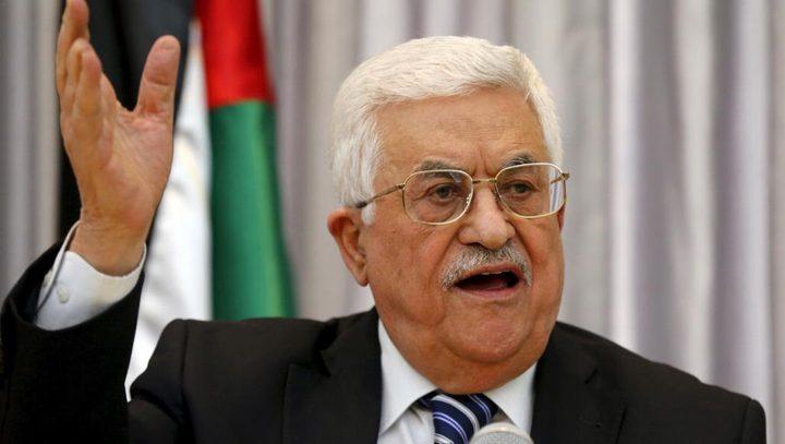الرئيس: الاعتراف بدولة فلسطين لا يتناقض مع المفاوضات