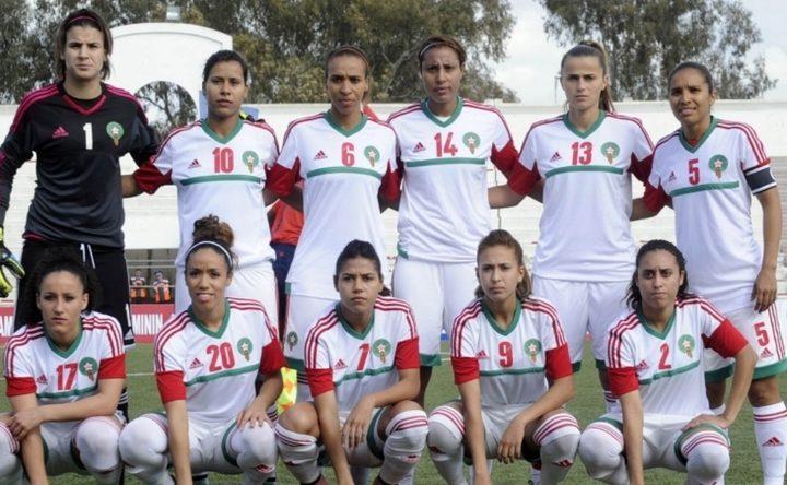 منتخب المغرب النسائي يفوز بالبرونزية للألعاب الإفريقية