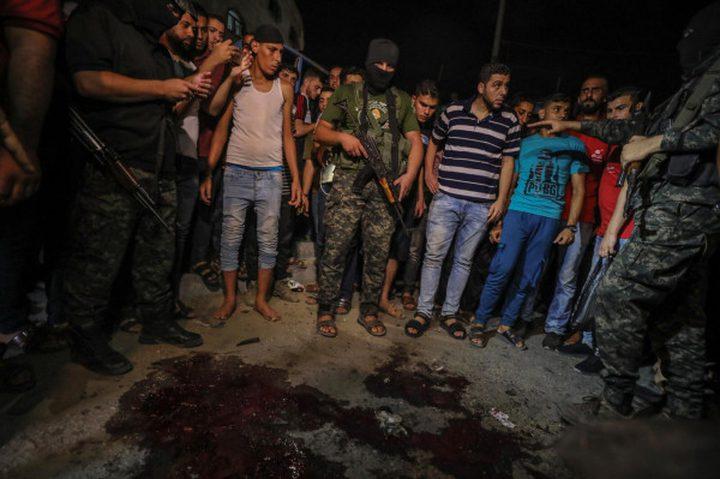 تفاصيل جديدة حول التفجيرين الانتحاريين في غزة