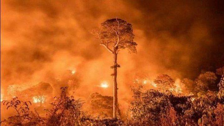 واشنطن تخذل داعمي البرازيل لمكافحة حرائق الأمازون
