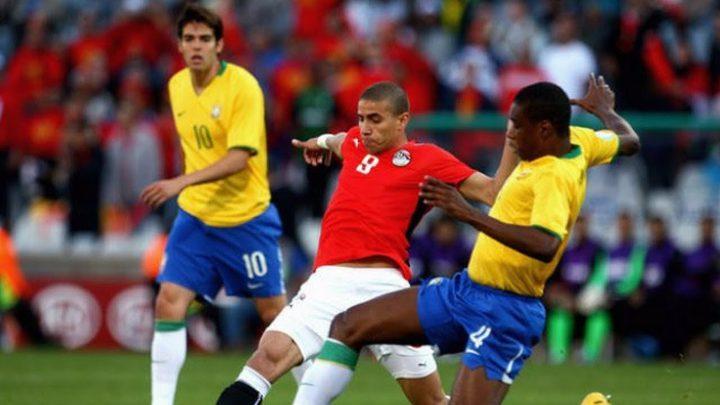 اتحاد الكرة المصري يؤجل مباراته مع البرازيل