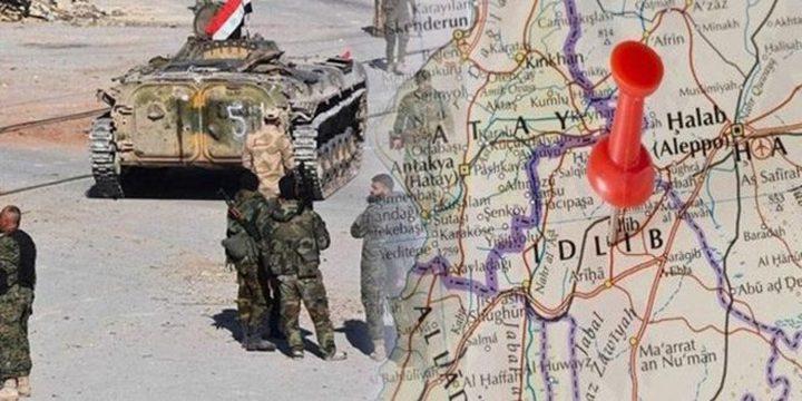 الجيش السوري يفرض سيطرته على مناطق واسعة في ريف ادلب
