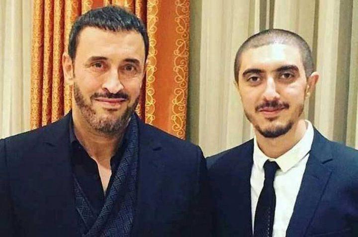 حفل زفاف نجل الفنان كاظم الساهر