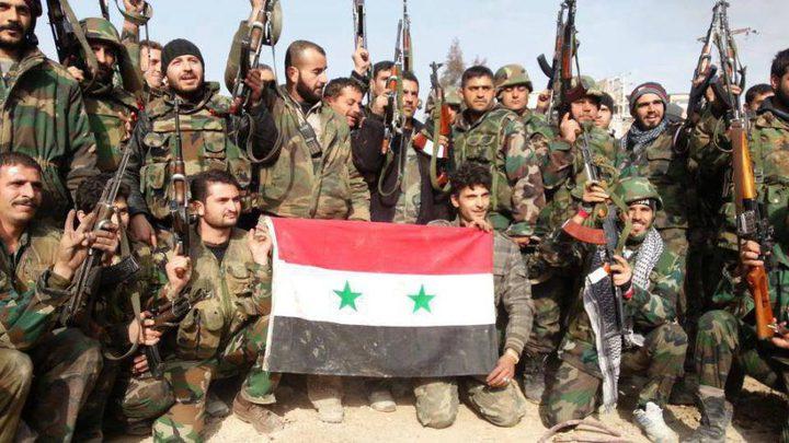 الجيش السوري يعلن وقفا لإطلاق النار في ادلب