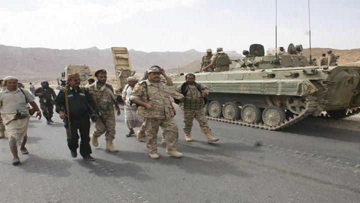 """معارك عنيفة بين الحوثيين والجيش اليمني والأخير يسيطر على"""" حرض"""""""