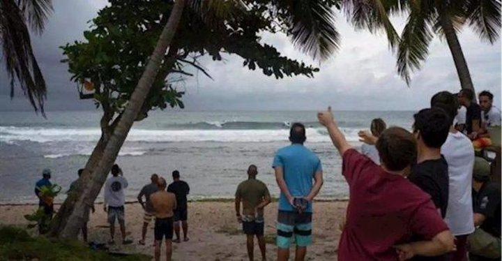 """عاصفة """"كارثية"""" على وشك أن تضرب جزر أباكوس في باهاماس"""