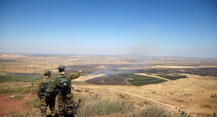 مدفعية الاحتلال تستهدف بالقذائف مزارع شبعا اللبنانية