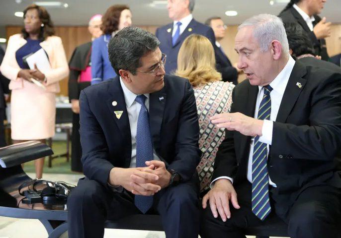 هندوراس تستعد لفتح سفارتها بالقدس