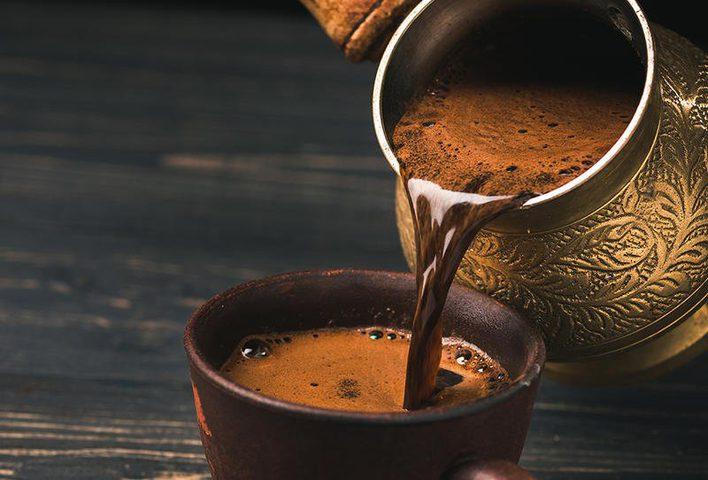 القهوة التركية مذاق شهي وفوائد صحية