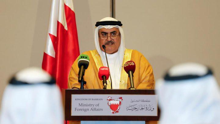 """وزير خارجية البحرين ينتقد عملية حزب الله ويصفها ب""""الاعتداء"""""""
