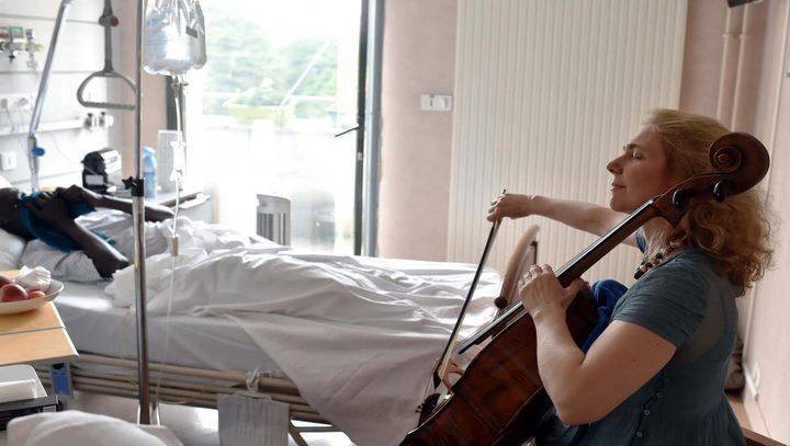 """الصحة التونسية تسعى لتطوير """"العلاج بالموسيقى"""" في مستشفياتها"""