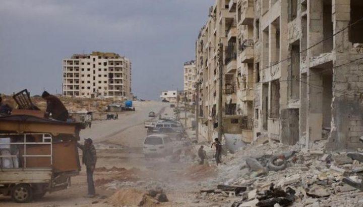 ضربات جوية في إدلب السورية تستهدف تنظيم القاعدة