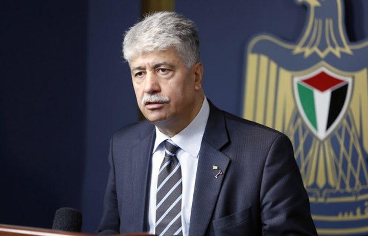 مجدلاني: صرفنا 95 مليون شيقل لغزة الشهر الماضي