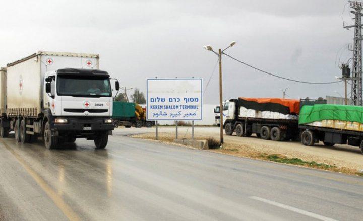 استئناف ضخ كميات الوقود كاملة لغزة