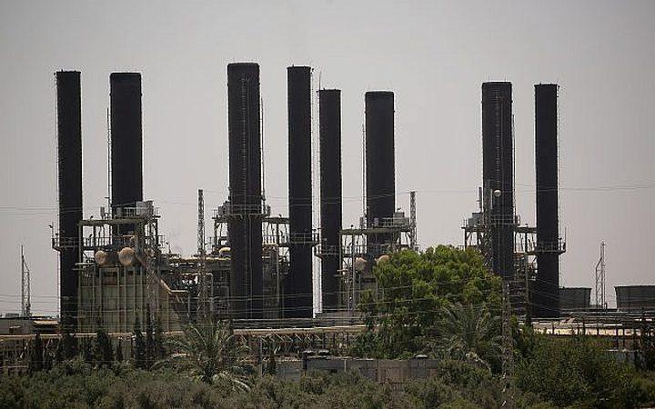 قطر تقلص الوقود المرسل إلى غزة الى النصف