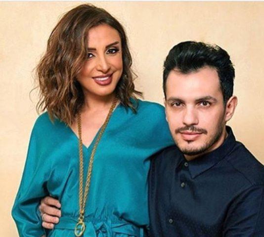 الموزع الموسيقي أحمد إبراهيم يتعرض لحادث مؤلم