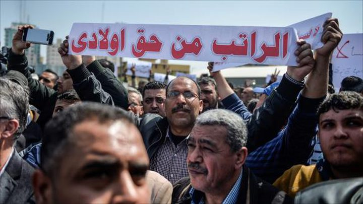 غضب في غزة تجاه الحكومة والأخيرة تعد بدراسة الأزمة