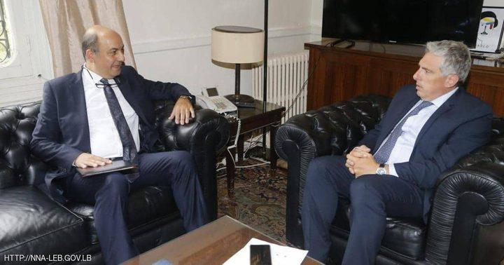 الخارجية اللبنانية تستدعي السفير التركي لخروجه عن الدبلوماسية