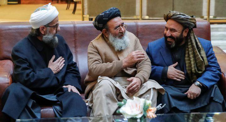 روسيا تعلن ضمانها للاتفاق المحتمل بين طالبان والولايات المتحدة