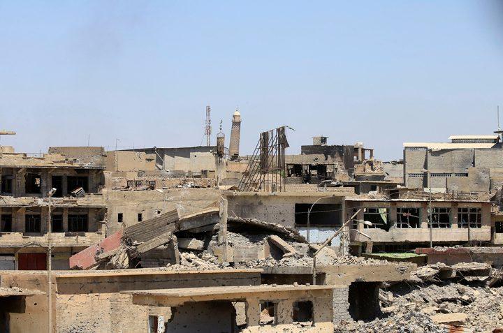 مقتل أمريكي في العراق خلال تفكيكه عبوة ناسفة