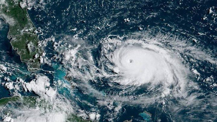 """الإعصار """"دوريان"""" يودي بحياة 5 أشخاص في الباهاما"""